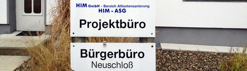 Das Bürgerbüro in der Forsthausstraße 13.